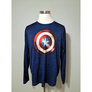 Marvel Avengers Age of Ultron Long Sleeve Shirt